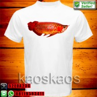 harga Kaos Arwana Super Red Painting Tokopedia.com