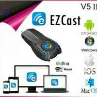 Jual New Ezcast V5ii Miracast HDMI Wifi Dongle Mirroring to HDTV Murah
