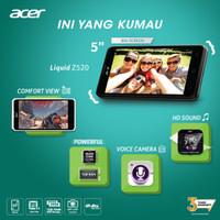 Acer Liquid Z520 - Garansi Resmi 1 Tahun