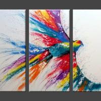 harga Lukisan Modern Kode AR31-BFA | Lukisanku Tokopedia.com