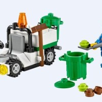 Lego City 30313 - Garbage Truck