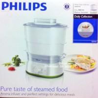 Steamer Food Philips HD9104 Ekonomis Asli, Baru, Garansi Resmi