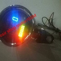 harga Amper bensin dan Rpm 2 in1 LED digital Tokopedia.com