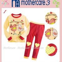 Piyama Mothercare 3 - Bird