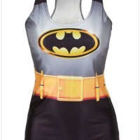 BJ-7880 PRINTED BAT TANK TOP