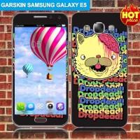 GARSKIN SAMSUNG GALAXY E5