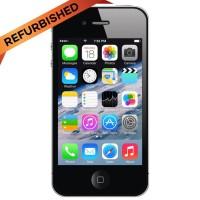 REFURBISHED APPLE IPHONE 4S 16GB BLACK GRADE A+ GRS DISTRIBUTOR 1 THN