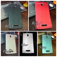 Oppo Neo K / R831 k Motomo brushed metal back case