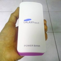 Powerbank Galaxy Note5 Multifungsi (GPS + Alat Sadap)