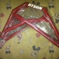 harga Tubular/tabular/tralis Yamaha Byson Monster Red Murmer Tokopedia.com