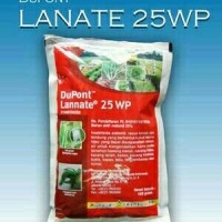 LANATE 25 WP (Obat serangga.ulat dan hama tanaman)