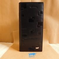 Dompet Kulit Import Pria | Braun Buffel Bb01-08 Black