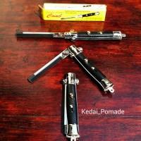 SwitchBlade Comb / Sisir Lipat Pomade