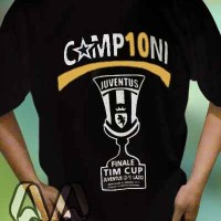 JUVE-03 (Kaos Juara Piala Italia 2015 - Juventus)