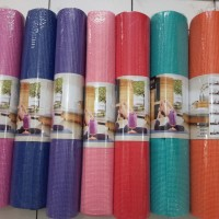 harga PVC Tpe Yoga Mat 60mm Tokopedia.com
