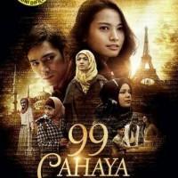 Novel 99 Cahaya di Langit Eropa (Cover Film)