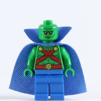 Lego Original Minifigure Martian Manhunter