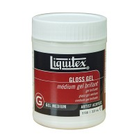 Liquitex Professional Gloss Gel Medium 237ml