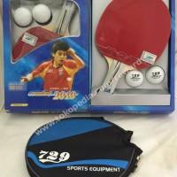 Bad Bat Bet Ping Pong Pingpong Tenis Meja Table 729 Friendship 2010