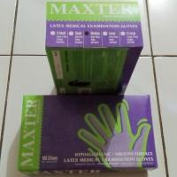 harga Sarung Tangan Latex / Karet / Handscoon Ukuran Medium Tokopedia.com