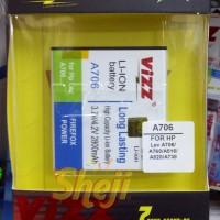 BATERAI/BATRE VIZZ LENOVO A706/A760/A516/A820/A738 2800MAH