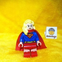 Lego Original Minifigure Supergirl