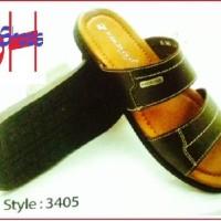 harga Sandal Kulit Pakalolo Boots 3405 Tokopedia.com
