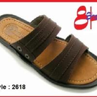 harga Sandal Kulit Pakalolo Boots 2618 Tokopedia.com