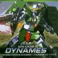 Gundam HG 1/144 Dynames Hongli