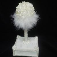 bantal kotak cincin wedding ring pillow hand bouqet pulpen boneka 4405