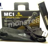 Charger Xtar MC1