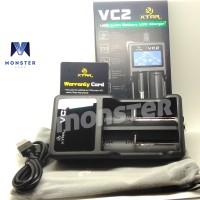 Charger Xtar VC2