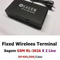 harga SAGEM RL302A - 2 PORT Tokopedia.com