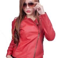 Jaket Changcutters Merah Ladies