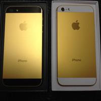 harga APPLE IPHONE 5 / 5G 16GB BLACK GOLD NEW ORIGINAL GARANSI RESMI 1 TAHUN Tokopedia.com