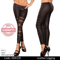 hop229 leather legging silang