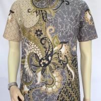 Baju Batik Modern Saloka || Batik Pria
