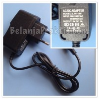 Power Adapter / Adaptor AC 100V-240V - DC 9V 1A 5.5mm x 2.1mm Arduino