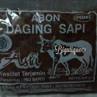Jual Abon Daging Sapi Khas Surabaya 250gr - PEDAS Murah