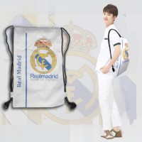 TAS RANSEL SERUT REAL MADRID FC LIGA SPANYOL TOTE GOODIE BAG JERSEY UK