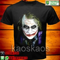 harga Kaos The Dark Knight Purple Joker Tokopedia.com