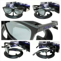 Oakley Frogskins Eric KOSTON Black Lens (Polarized)