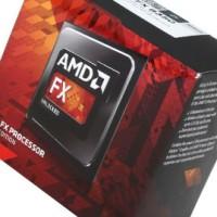 Jual AMD FX 8350 Black Edition Vishera 8 Core 40GHz