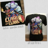 Kaos Clash of Clans - COC