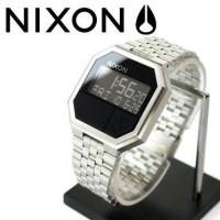Jam Tangan Pria Nixon Rerun Silver Classic