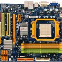MAINBOARD AMD AM2 + DDR2 ON VGA