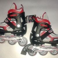harga Sepatu Roda / Roller Blade / Inline Skate , SH0838 , Merah Tokopedia.com