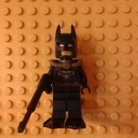 LEGO MINIFIGURES BATMAN SCUBA