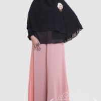 Baju muslim Shafeeya Syar'i Gamis Inara