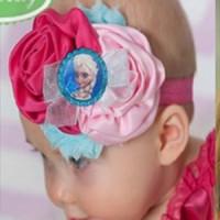 Bandana Anak Elsa Frozen - Brand Import